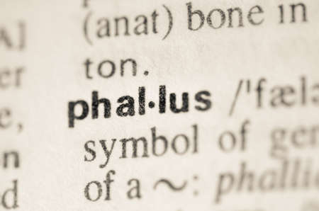 phallus: Definition of word phallus in dictionary