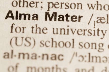 definicion: Definici�n de la palabra Alma Mater en el diccionario