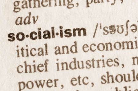 socialism: Definition of word socialism in dictionary