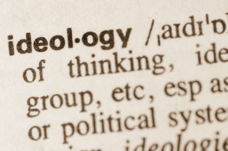 credo: Definition of word ideology in dictionary