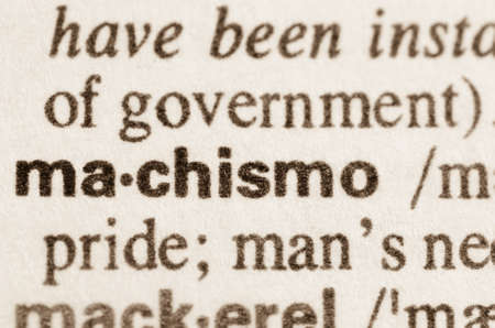 Definition of word machismo in dictionary