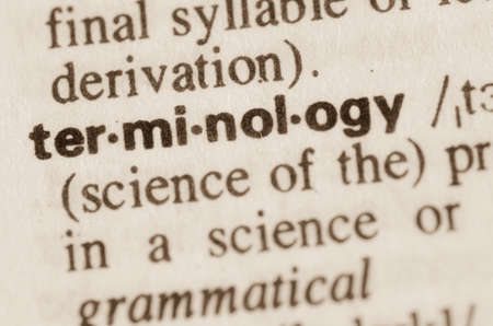 terminology: Definition of word terminology in dictionary