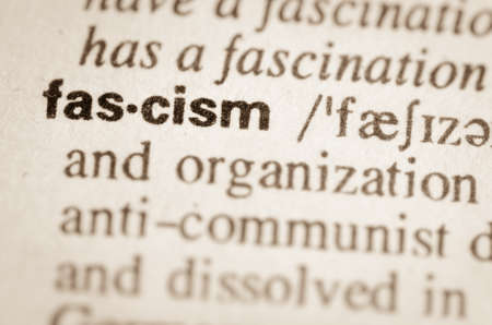 despotism: Definition of word fascism in dictionary