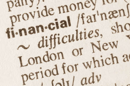 pecuniary: Definition of word financial in dictionary