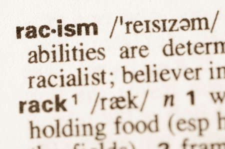lexical: Definition of word racism in dictionary