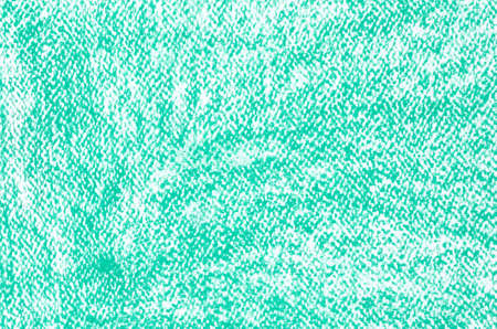 green crayon drawings on white paper background texture