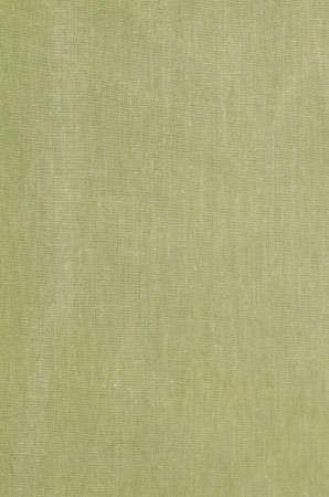 tela algodon: detalle de la tela vacía textil textura de fondo Foto de archivo