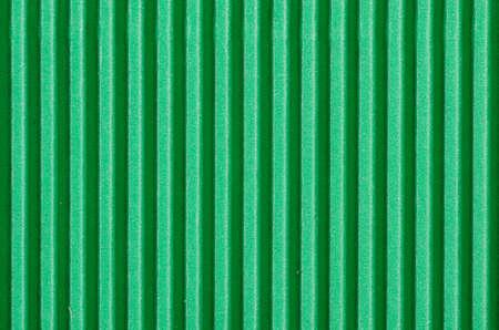 corrugated cardboard: green corrugated cardboard texture background
