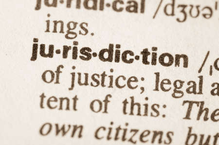jurisdiction: Definition of word jurisdiction in dictionary