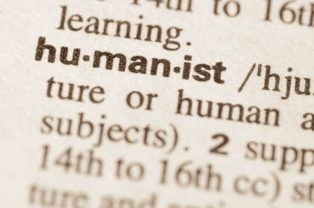 humanist: Definition of word humanist   in dictionary