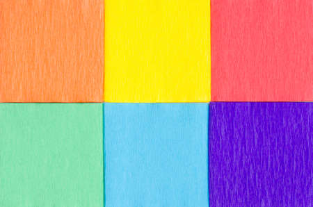 squares background: multicolored paper squares background texture