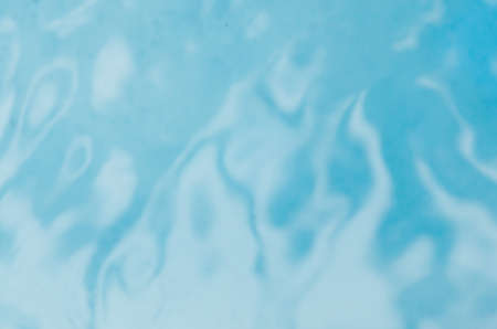 blue water background with ripples Stock Photo