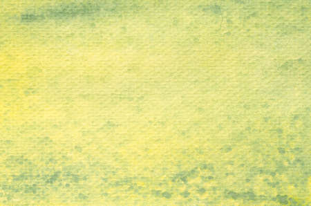 colored dye: yellow watercolor painted texture background