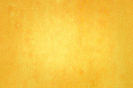 tempera: yellow watercolor painted texture background
