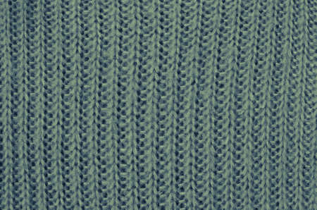 knitwear: closeup to knitwear texture background Stock Photo