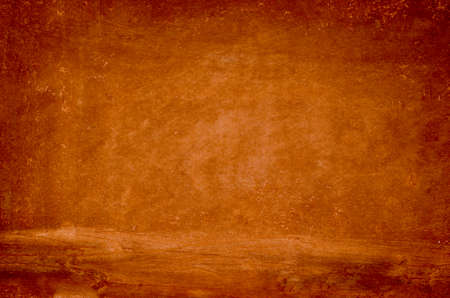 brown, art abstract background texture on paper Stock Photo