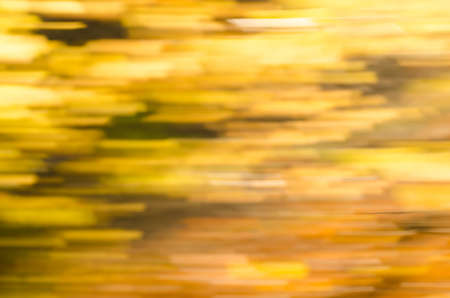 motion blur: motion blur defocused fall background Stock Photo