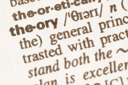 conjecture: Definition of word theory in dictionary