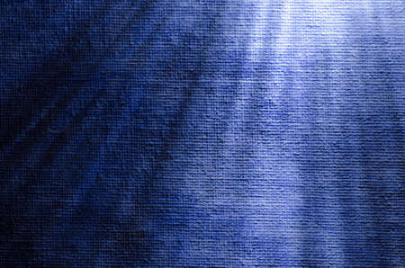 tinge: blue abstract art  background texture with beams Stock Photo