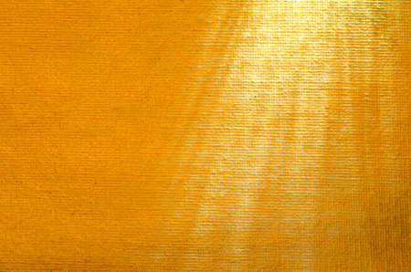 color: orange abstract art  background texture with beams Stock Photo