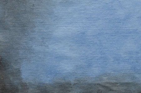 tinge: blue painted artistic canvas background texture