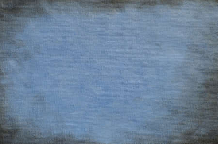 canvas background: blue painted artistic canvas background texture