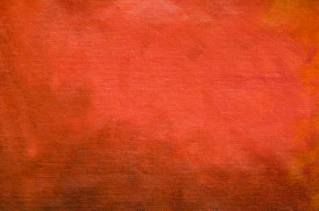 canvas background: red painted artistic canvas background texture