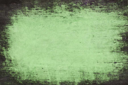 tinge: green painted artistic canvas background texture