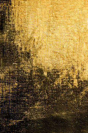 canvas background: yellow painted artistic canvas background texture