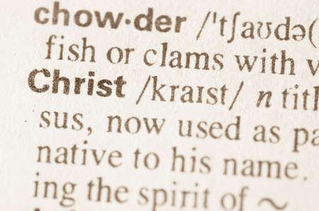 Christ definition