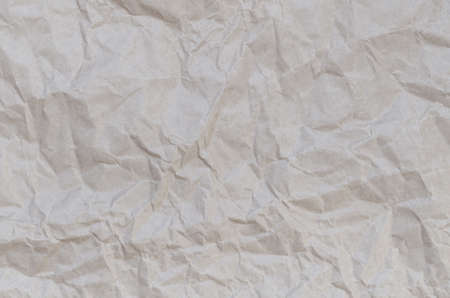 creased: creased recycled brown paper texture
