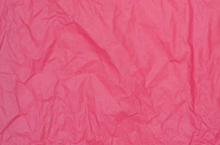 creased: red creased tissue paper background texture