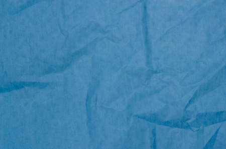 tissue paper: blue creased tissue paper background texture