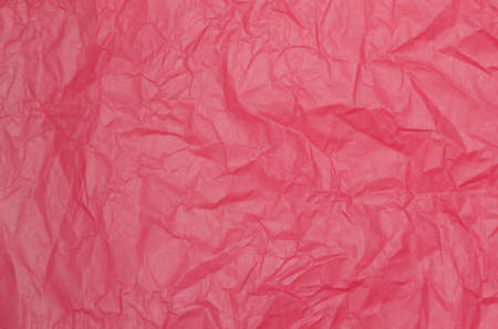 tissue paper: red creased tissue paper background texture