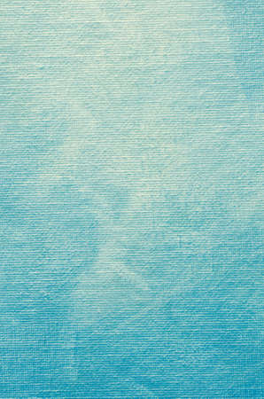 pearly: blue painted artistic canvas  background texture with pearly shimmer Stock Photo