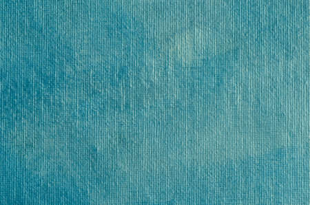 shimmer: blue painted artistic canvas  background texture with pearly shimmer Stock Photo