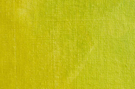 green painted artistic canvas  background texture with pearly shimmer Stock Photo