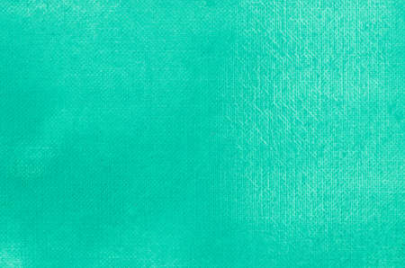turquoise painted art background texture