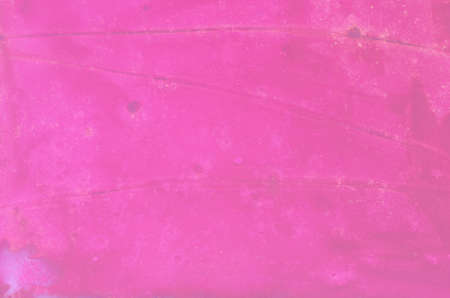 tinge: abstract pink painted background texture Stock Photo