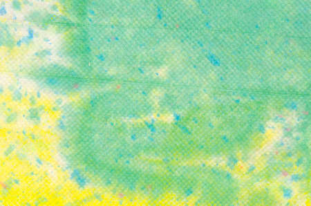 tinge: abstract watercolor multicolored painted background texture Stock Photo
