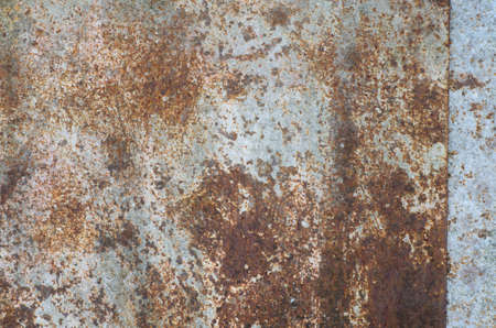 worn structure red: old weathered rusted metal background texture Stock Photo