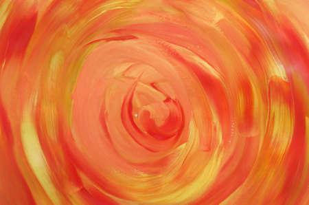 colores calidos: vibrante de la acuarela pintada textura de fondo Foto de archivo