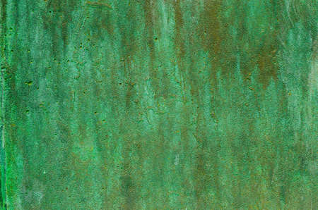green patina metal texture background