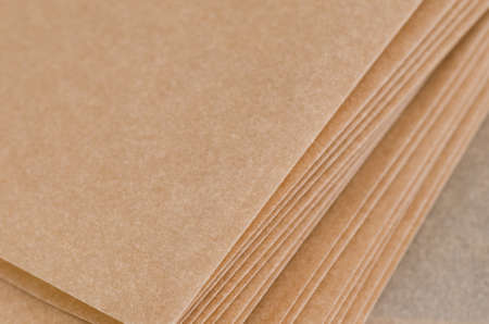 brown paper background: closeup to  brown paper background texture