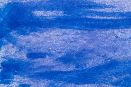 watercolor blue color painted texture background