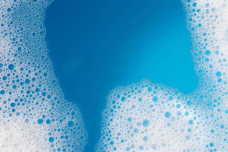 mydlany piankowy tło tekstury zbliżenie