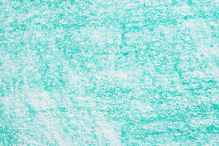 green color crayon drawing background texture Stock Photo