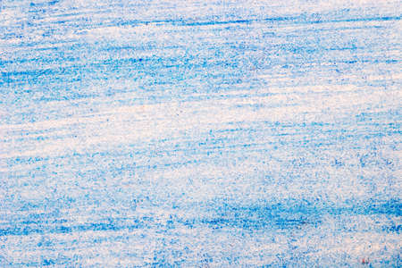 blue color crayon drawing background texture