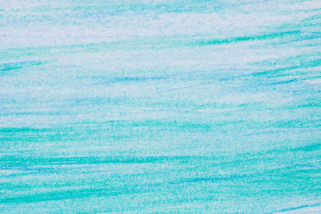 blue color watercolor crayon drawing background texture