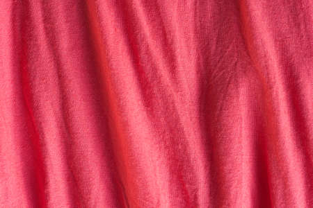 red color textile texture background Imagens